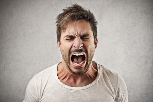 Anger: A caregiver's double-edged sword
