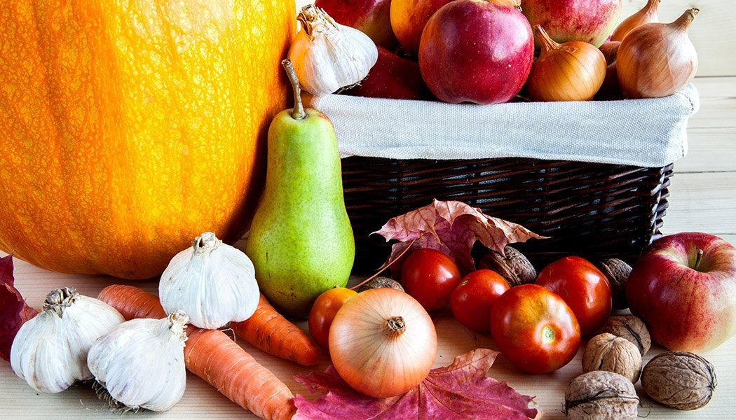 Healthy pumpkin recipes to celebrate Autumn