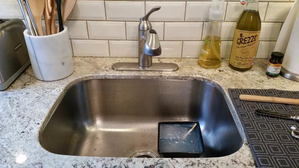 Marriage and the kitchen sink