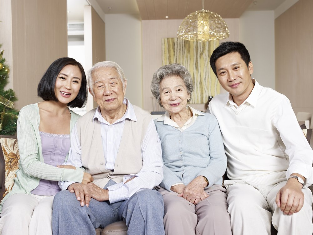Care home considerations for seniors