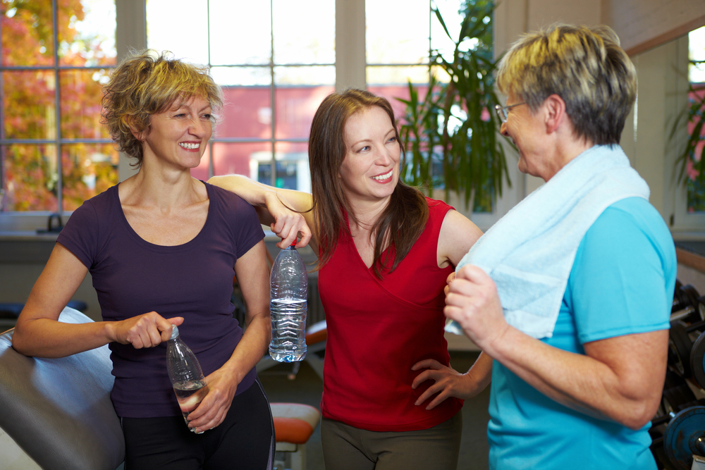 Even MORE fitness facts & tips for caregivers