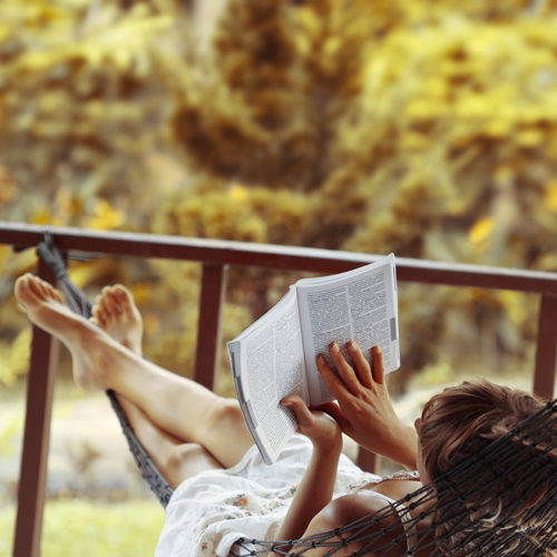 6 self-help books that are fun to read