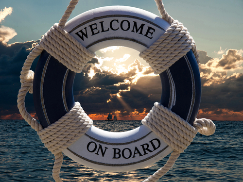 welcome aboard The Caregiver Space lifesaver