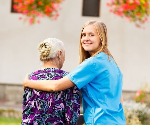 Caregivers or care partners?