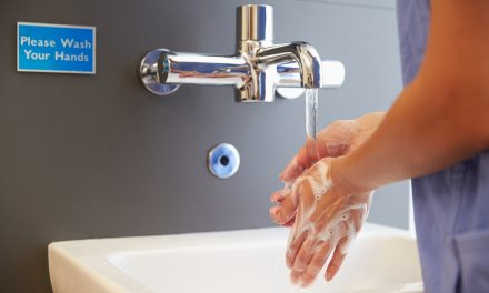It's Not Just Doctors And Nurses, Patients Need To Wash Their Hands, Too
