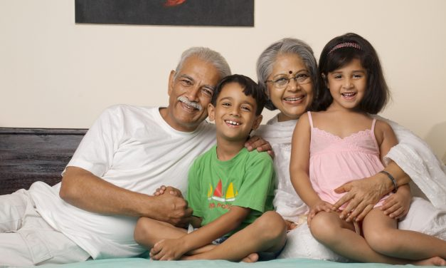 What does family centered care mean?