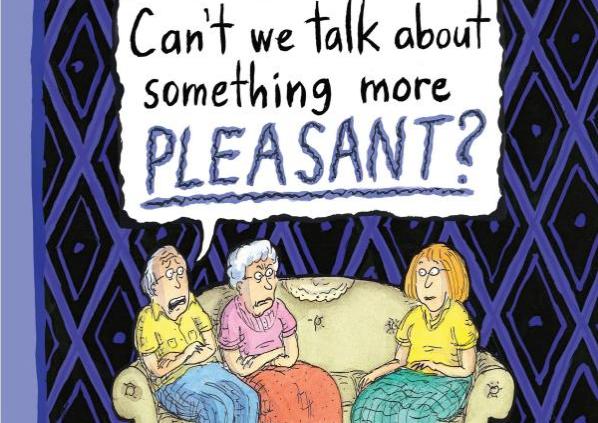 Roz Chast's Graphic Memoir