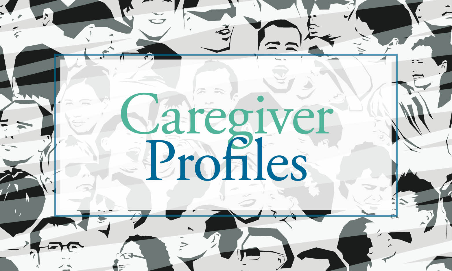 interviews with a caregiver