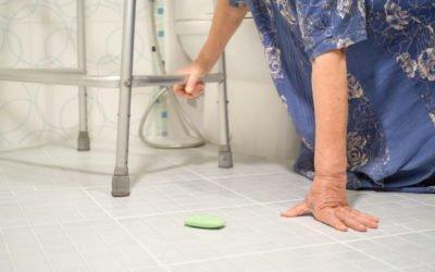 ER Visits Linked To Falls Spike Among California Seniors