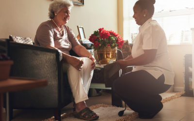 Using Body Language to Communicate Clearly to Those with Alzheimer's