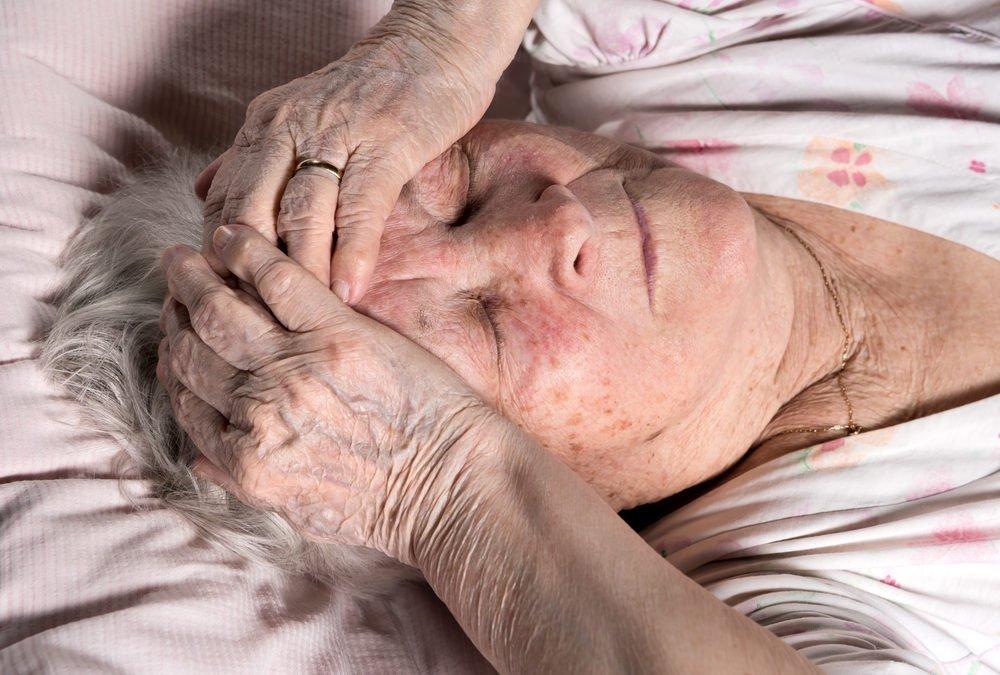 Caregiver frustration