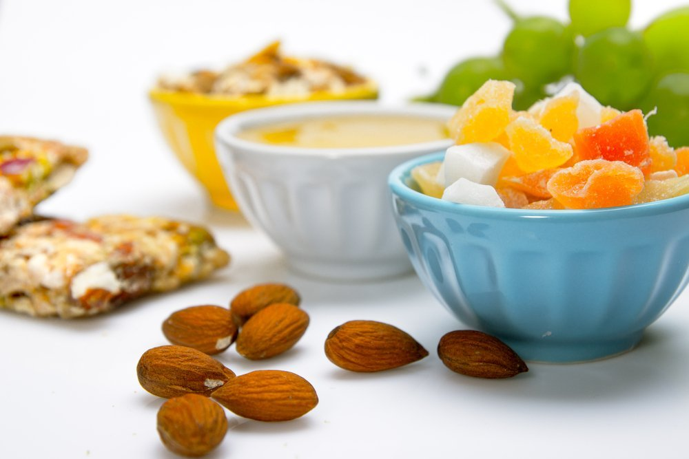 Quick and healthy snacks