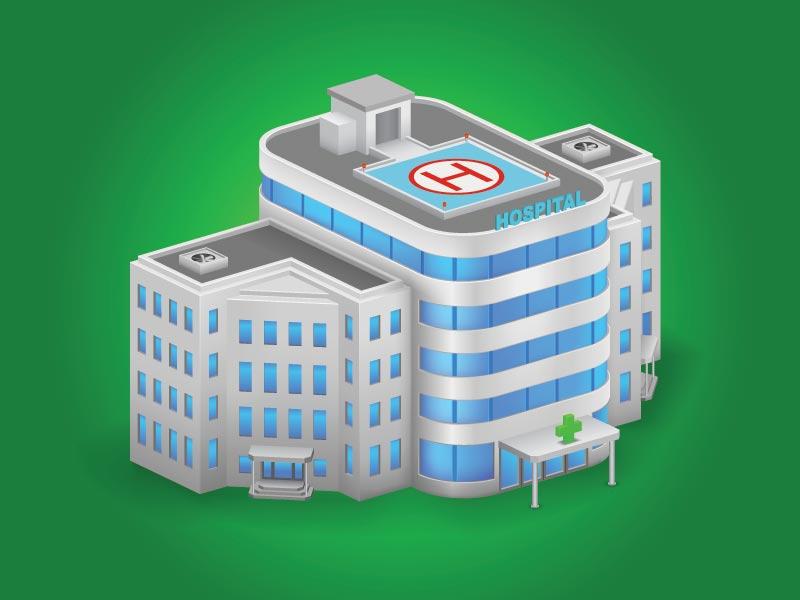 Building healthier hospitals