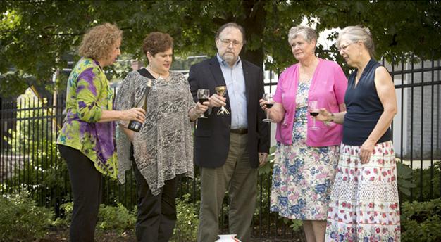 Ways of grieving: Reverend Beverly Molander