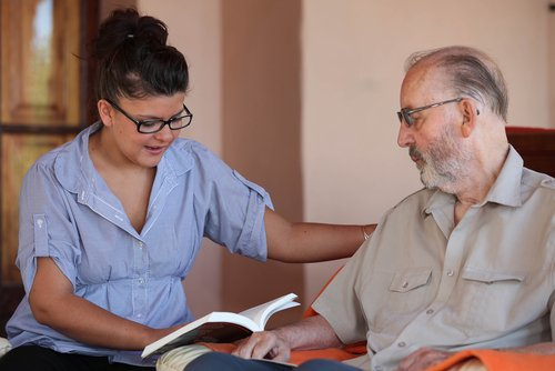 How to become a professional caregiver
