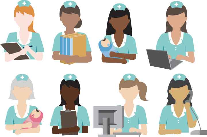 Roadmap to becoming a nurse