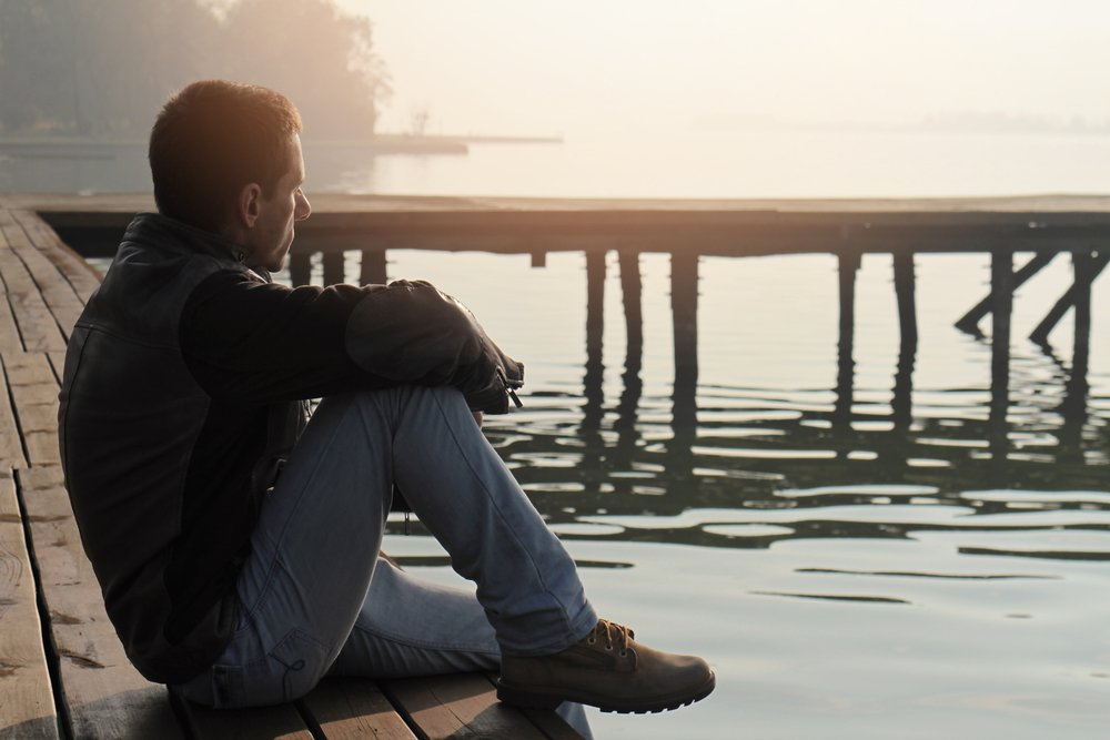 Grief: loneliness, some things aren't meant to be