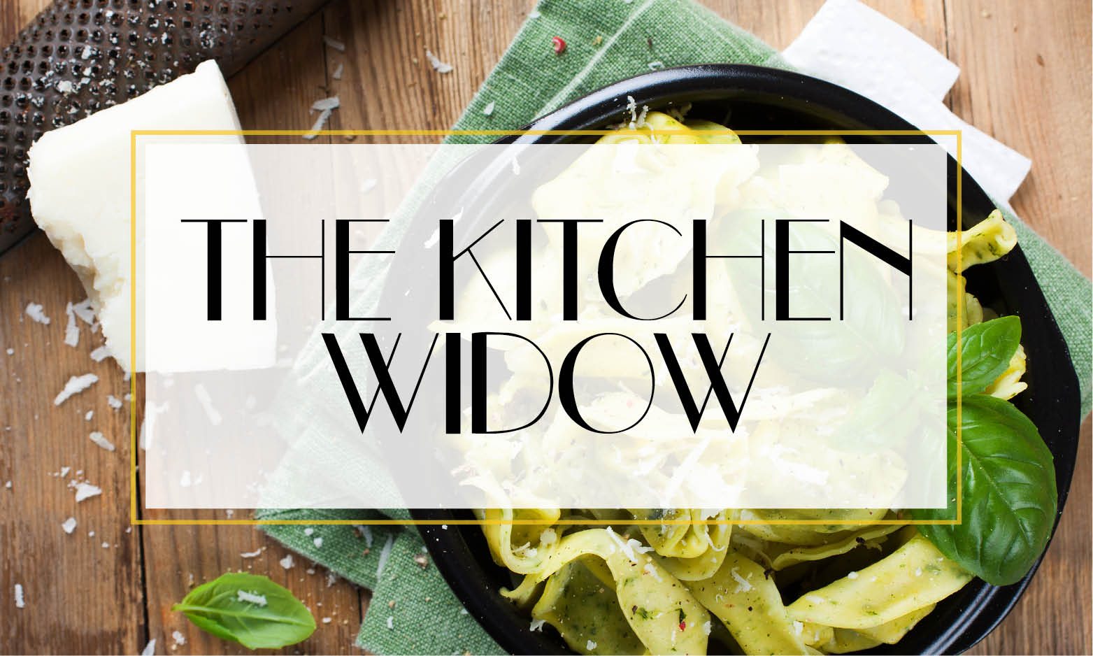 the kitchen widow