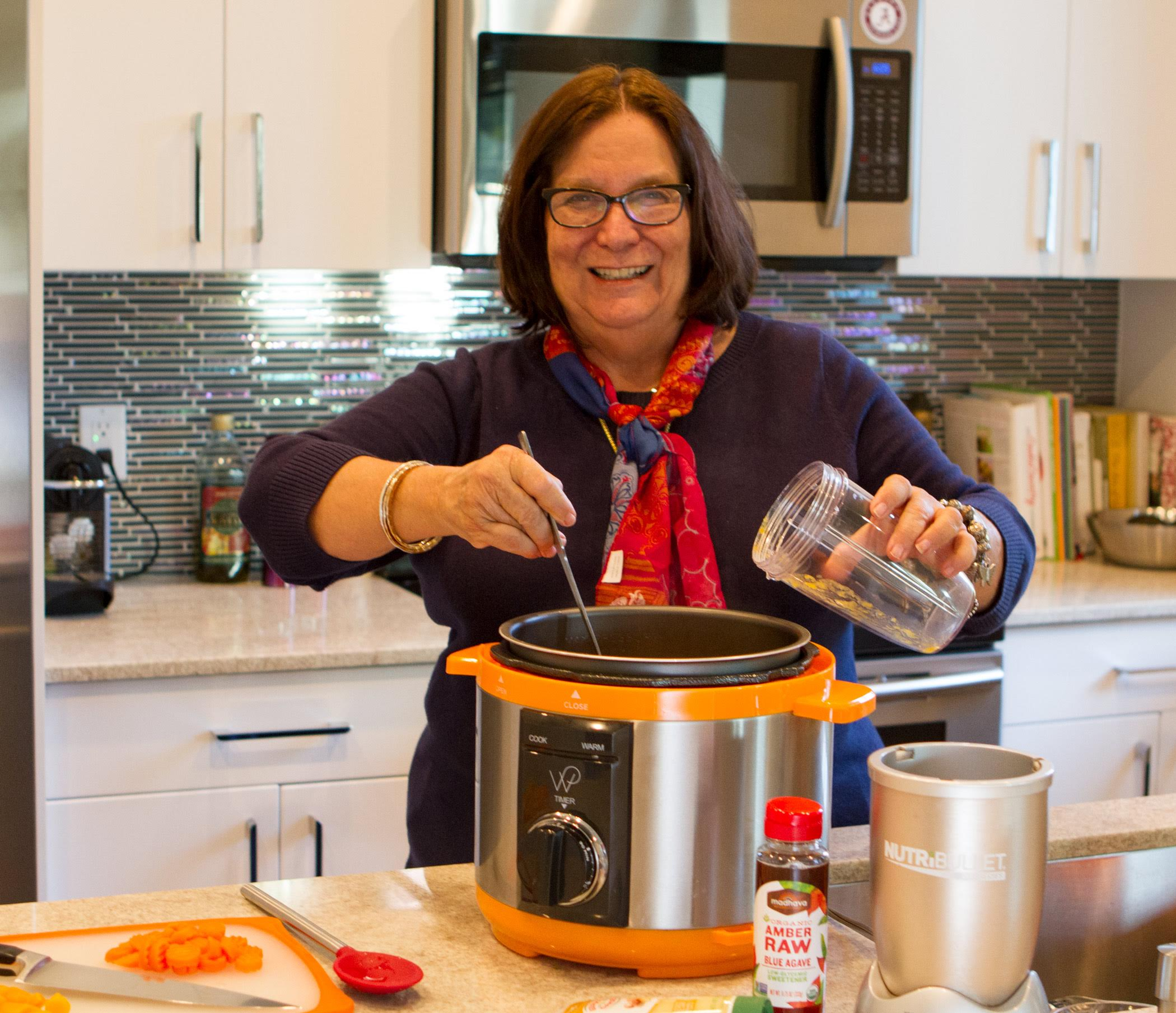 Don't let dysphagia keep you from cooking