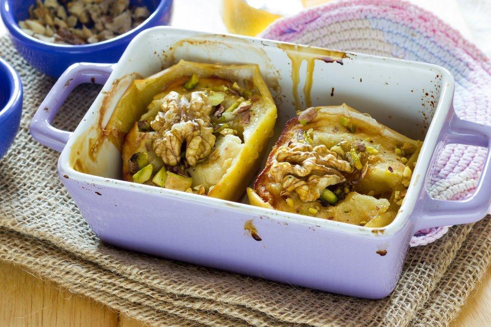 baked apples for hanukah