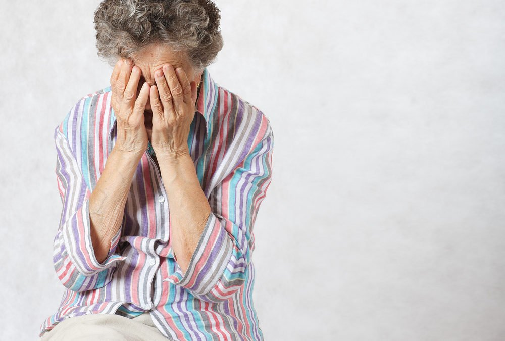 You're Not Just 'Growing Old' If This Happens To You