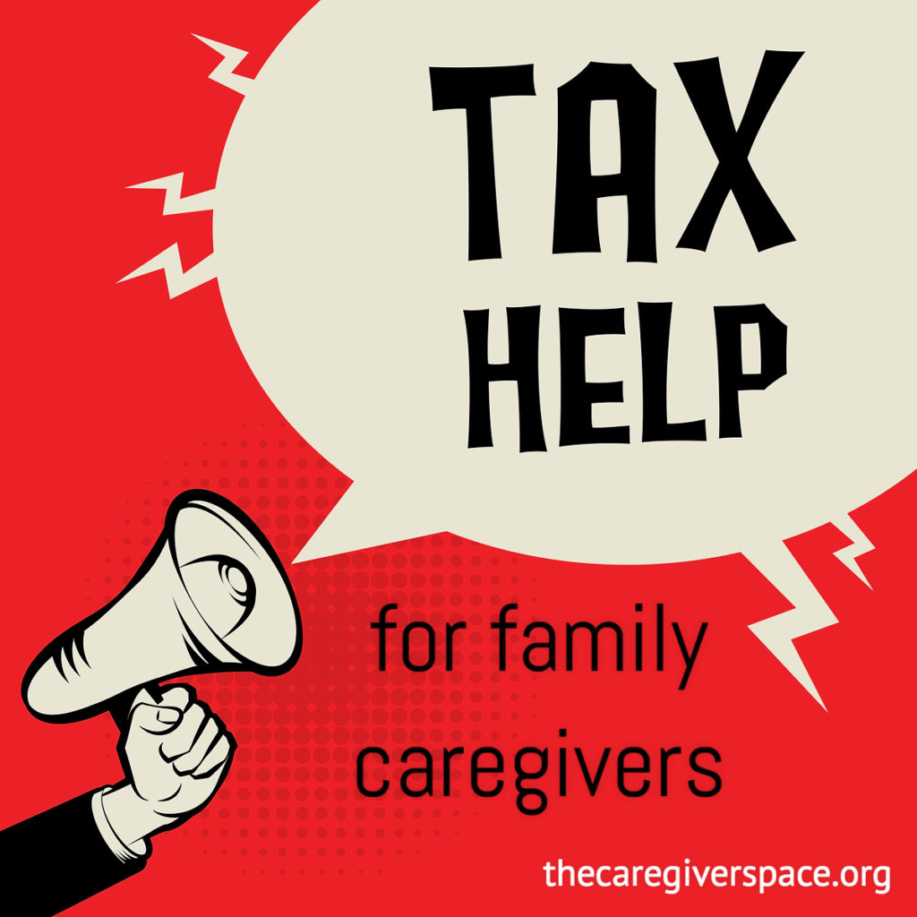 tax help for family caregivers