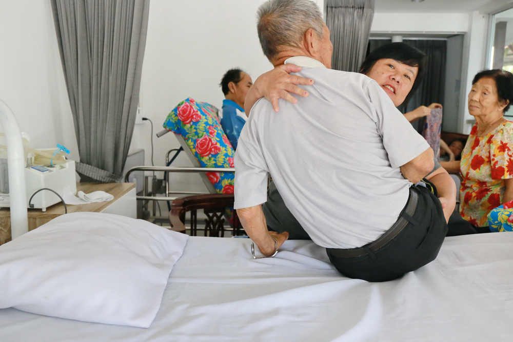 Lifting patients, safely