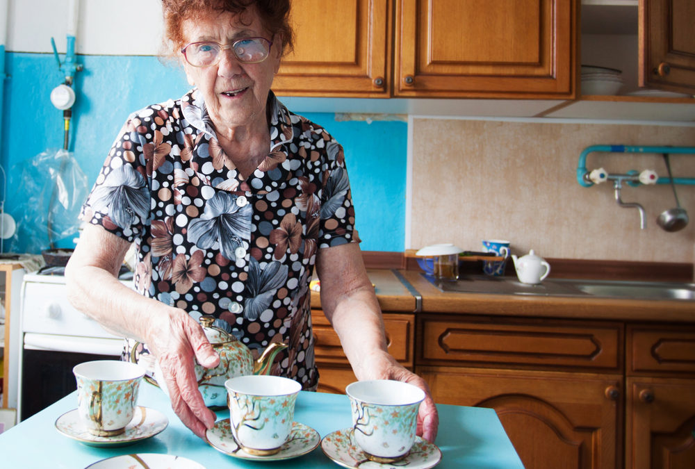 Boomerang Seniors: Aging Adults Move To Be Near Mom Or Dad
