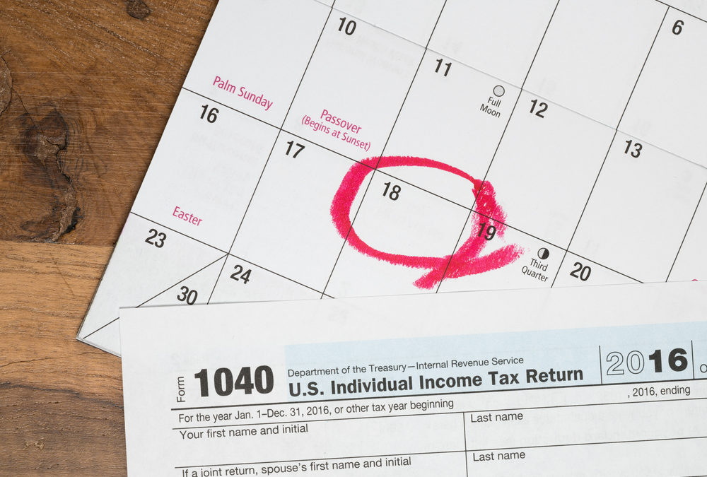 Tax Day Is Zero Hour For Health Insurance, Too