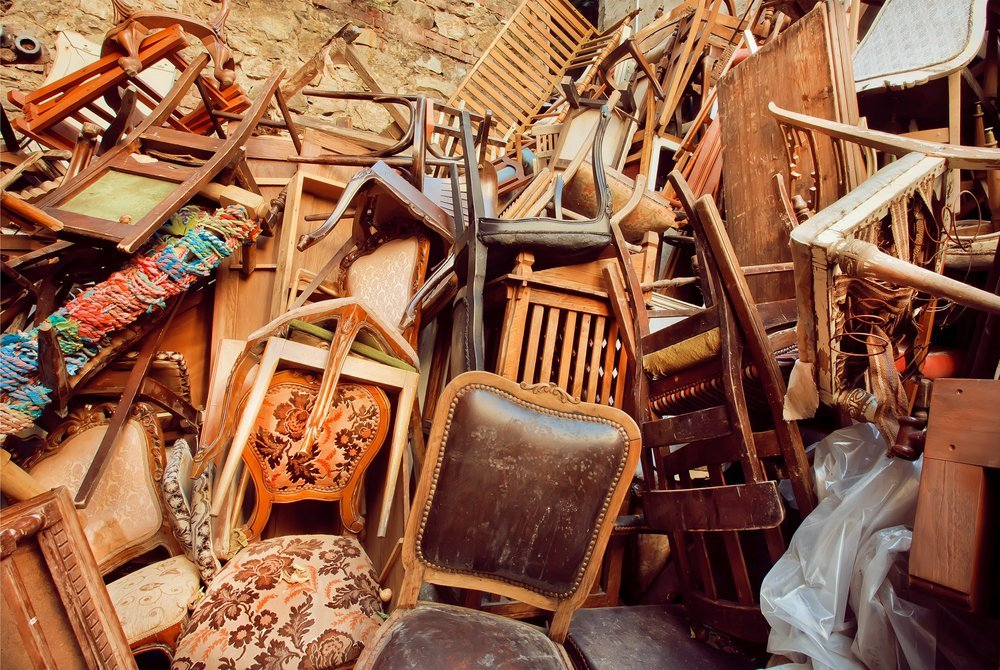 How to Care for an Elderly Hoarder