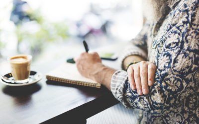 Track Your Caregiving Feelings In a Journal