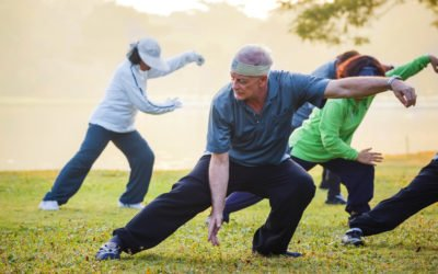 Tai Chi May Help Prevent Falls in Older and At-Risk Adults