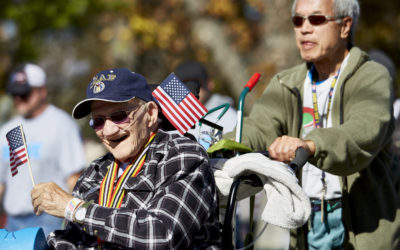 Vets bill to keep veterans choice program afloat is signed