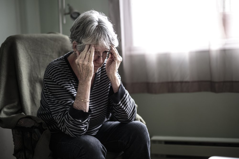 Five impactors that lead to elderly depression and anger
