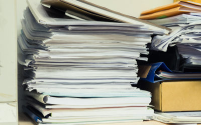 How to Manage the Never Ending Paper Trail