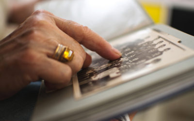 When Family Caregivers Become Family Historians
