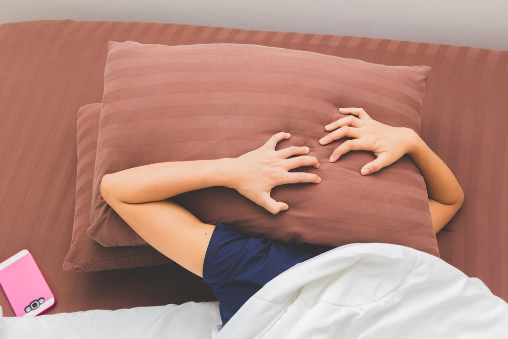 Interrupted sleep can be harmful to caregivers health